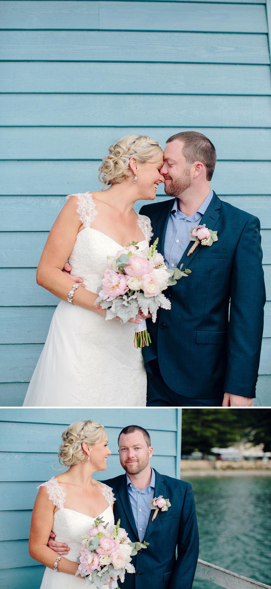 Northern Beaches Wedding Photographers: Bridal Party Portraits