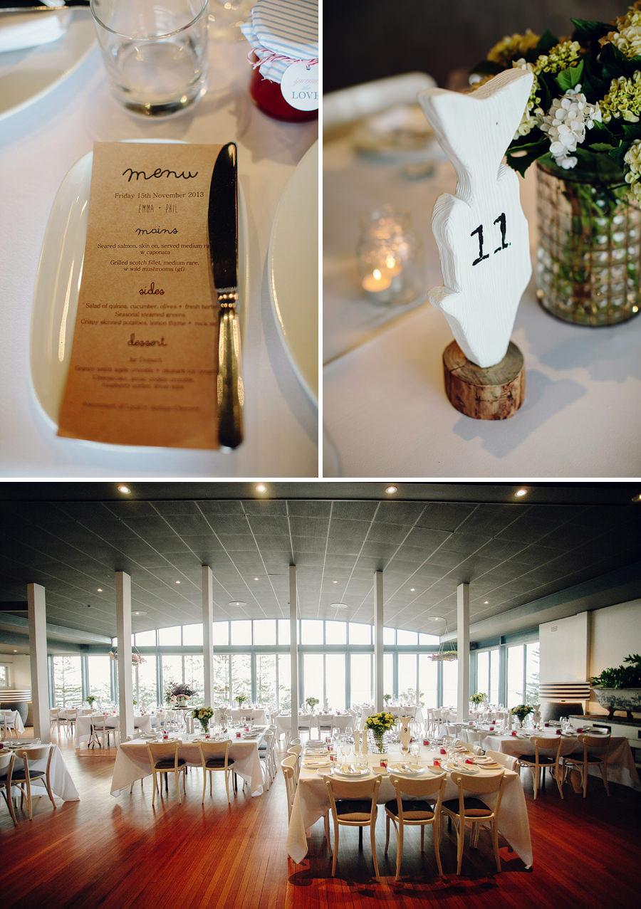 Moby Dicks Whale Beach Wedding Photographer: Reception