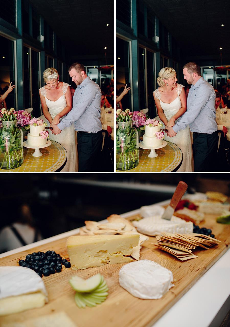 Whale Beach Wedding Photography: Reception