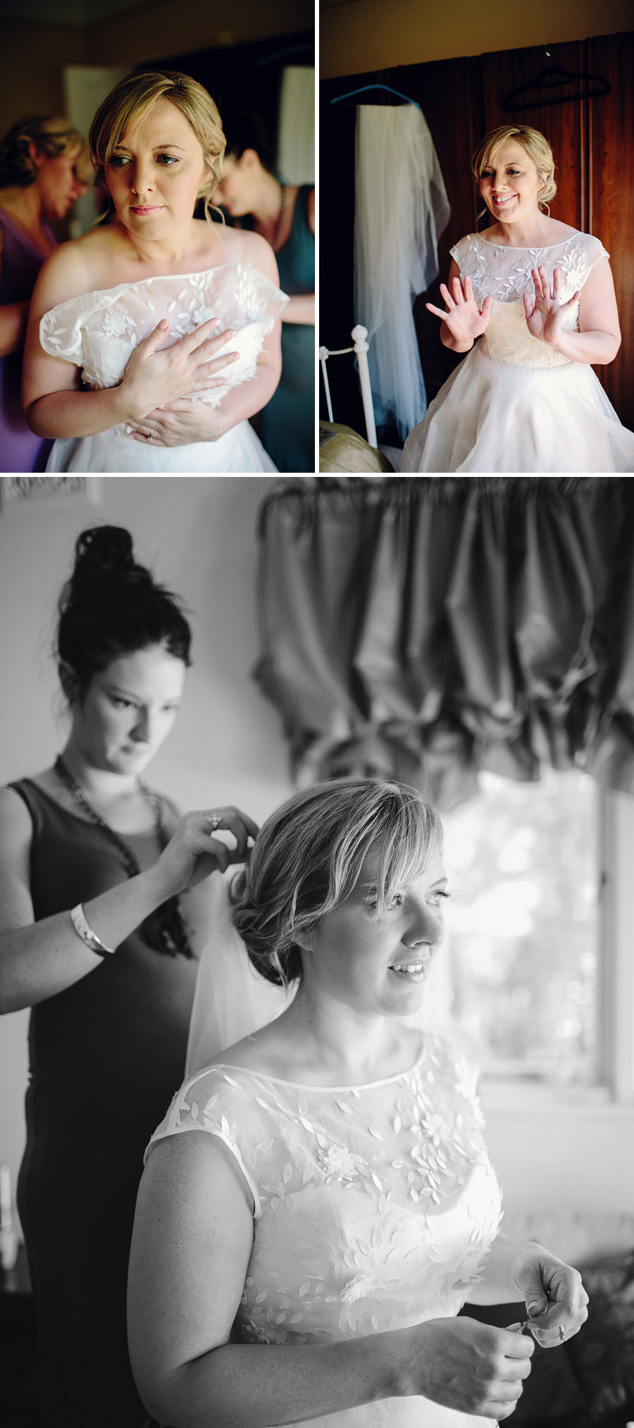 Lindfield Wedding Photographer: Bride getting ready