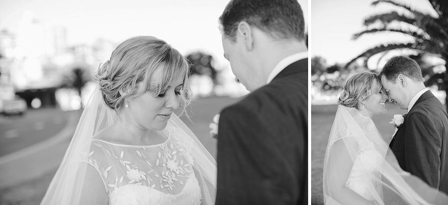 Kirribilli Wedding Photographer: Bride & Groom Portraits