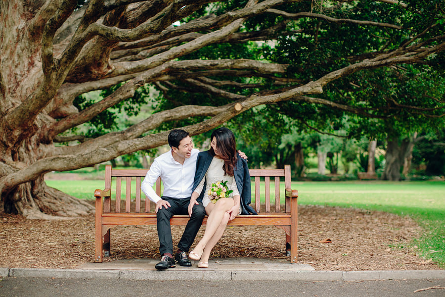 Sydney Wedding Photographer: Faye & Ming