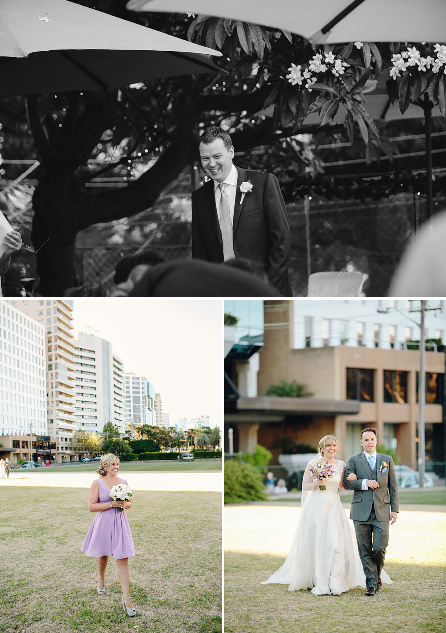 North Sydney Wedding Photographer: Ceremony
