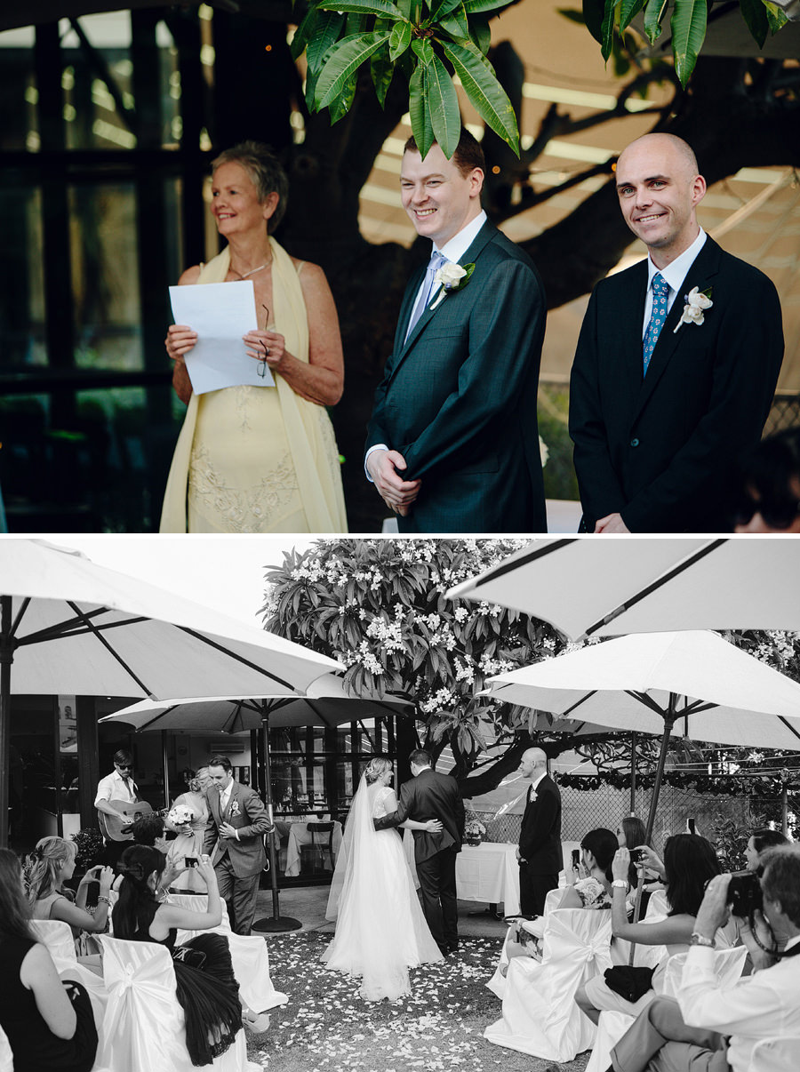 North Sydney Wedding Photographers: Ceremony