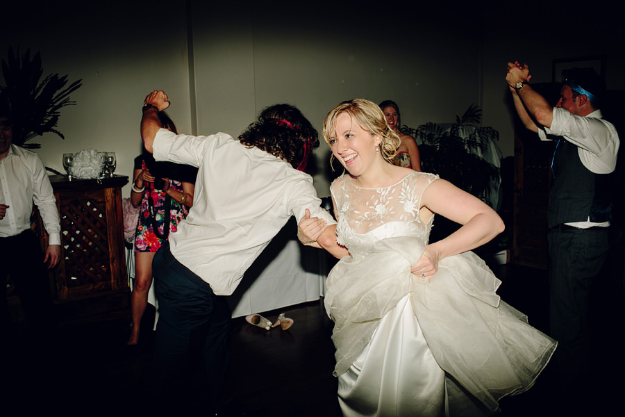 Fun Wedding Photographer: Reception