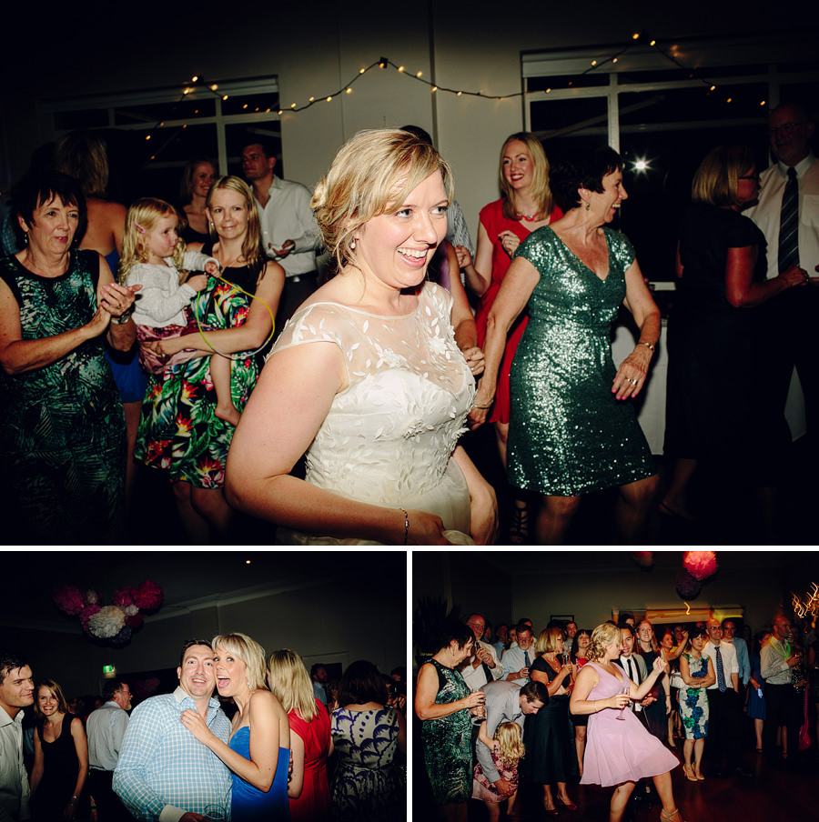 Fun Sydney Wedding Photographers: Reception