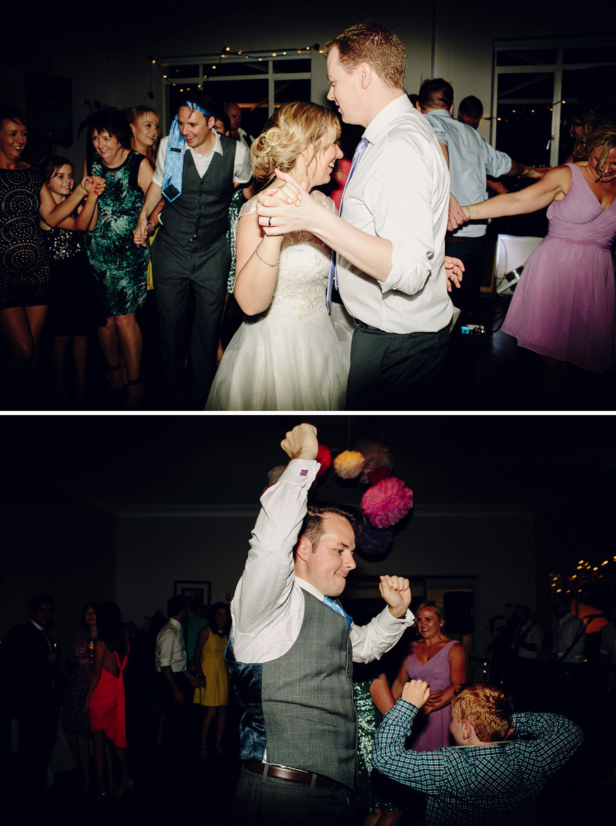Modern Wedding Photographers: Dancefloor