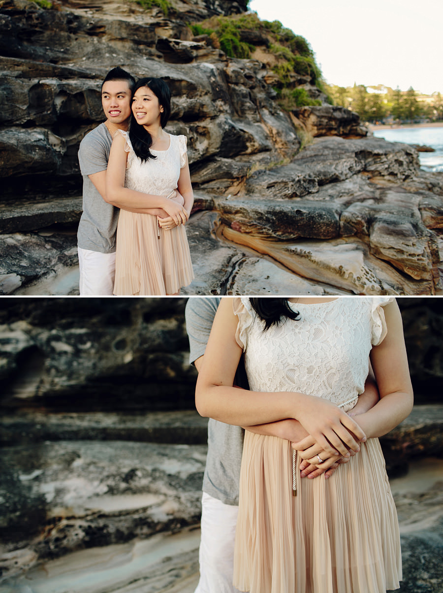 Modern Engagement Photography: Shirley & Wilson