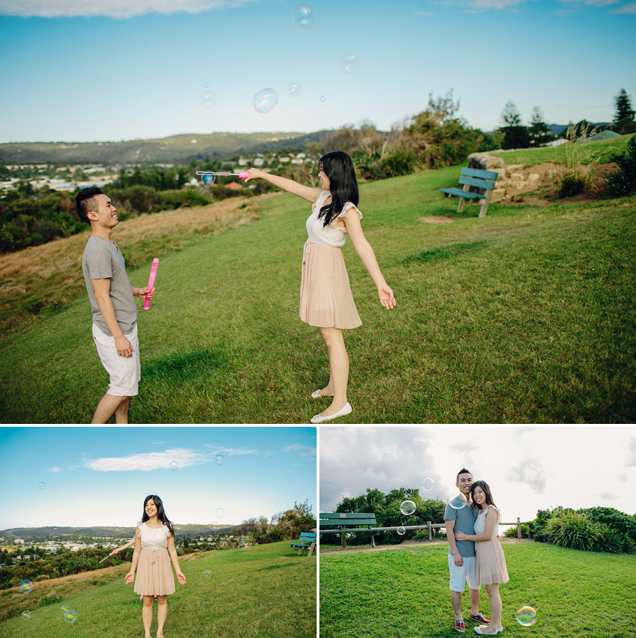 Mona Vale Engagement Photographers: Shirley & Wilson