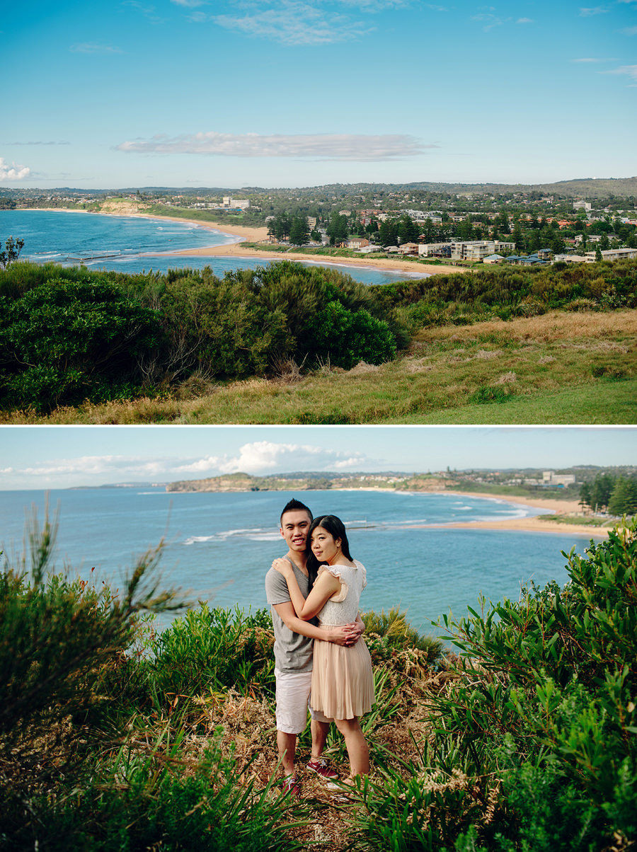 Mona Vale Engagement Photography: Shirley & Wilson