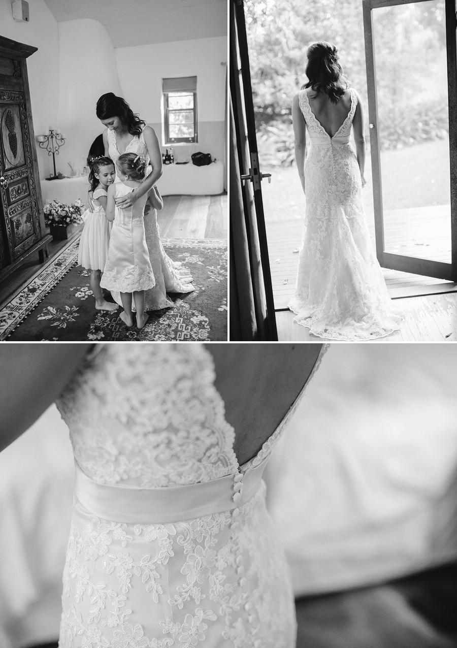 Orara Valley Wedding Photography: Girls getting ready