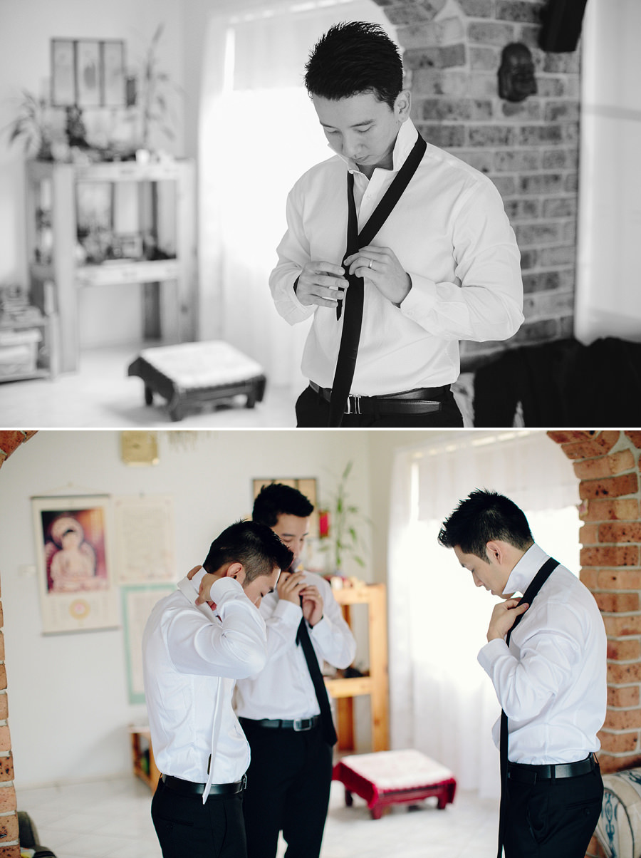 Sydney Wedding Photojournalist: Boys getting ready