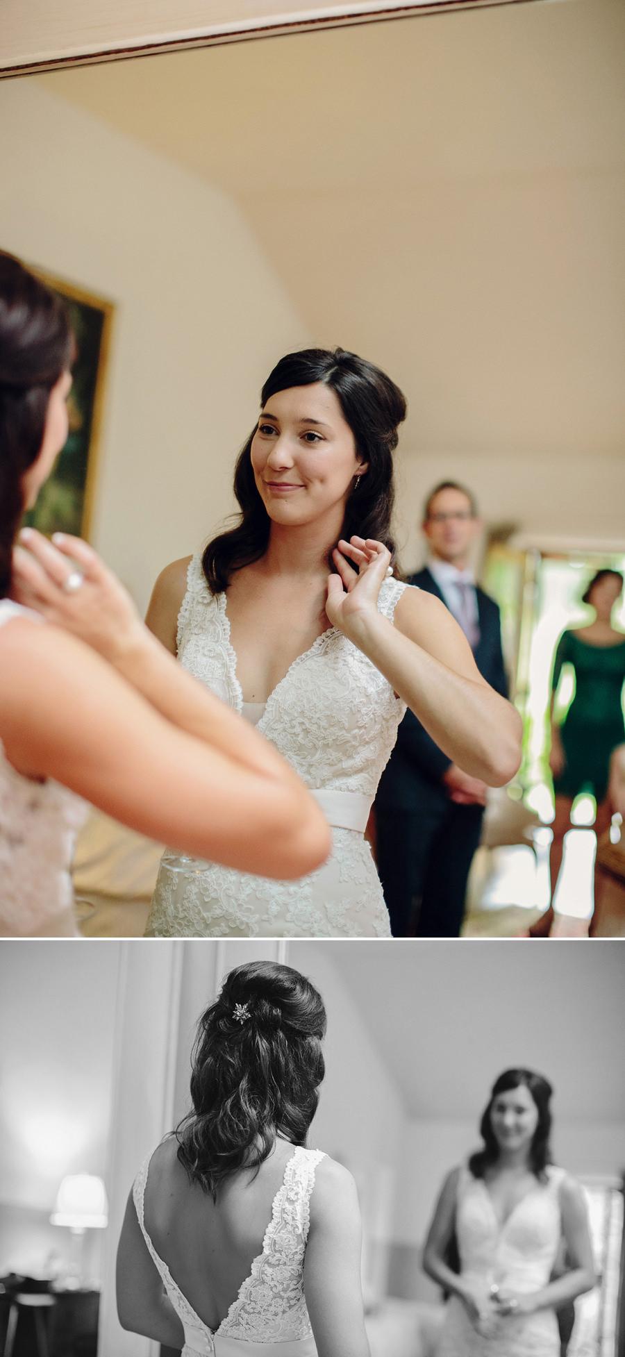 Upper Orara Wedding Photographer: Girls getting ready