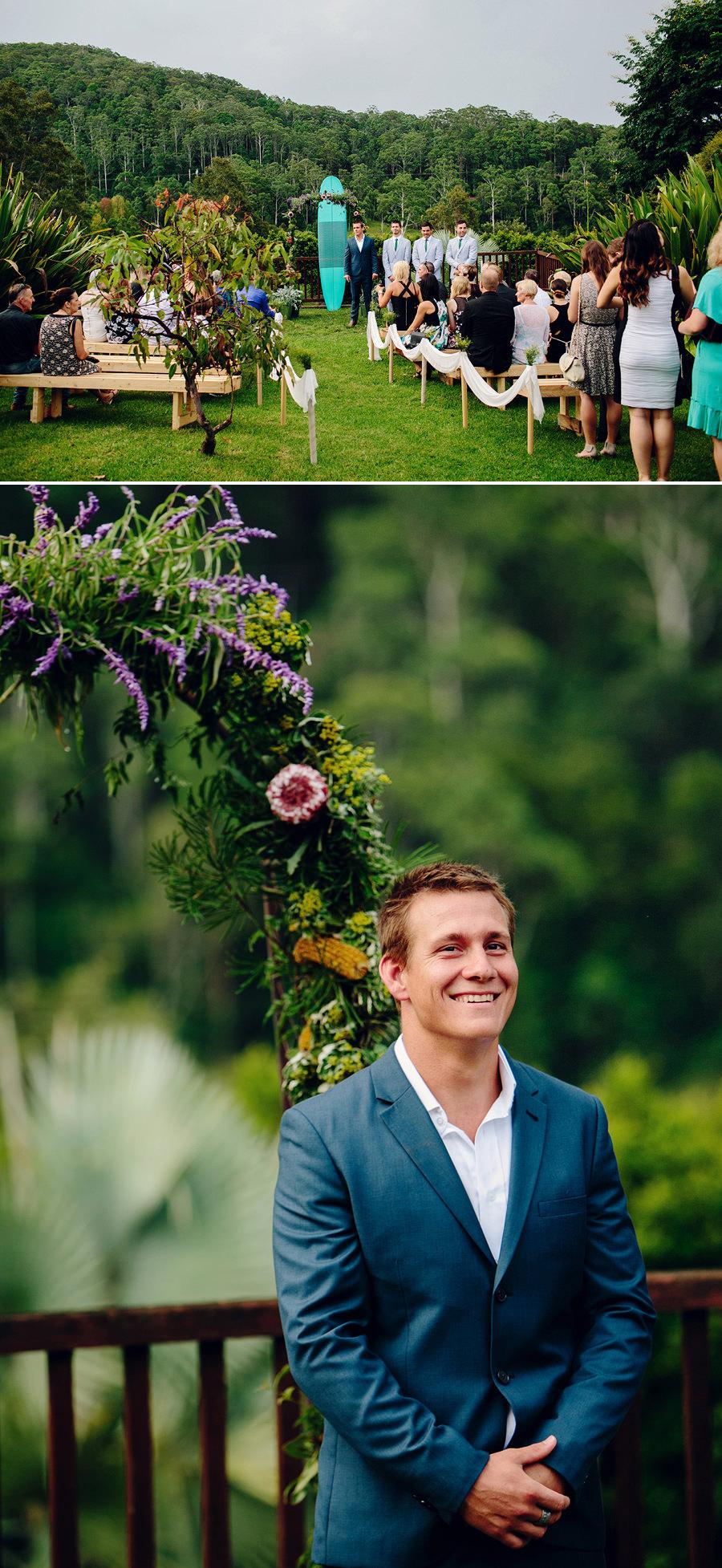 Coffs Harbour Wedding Photography: Ceremony
