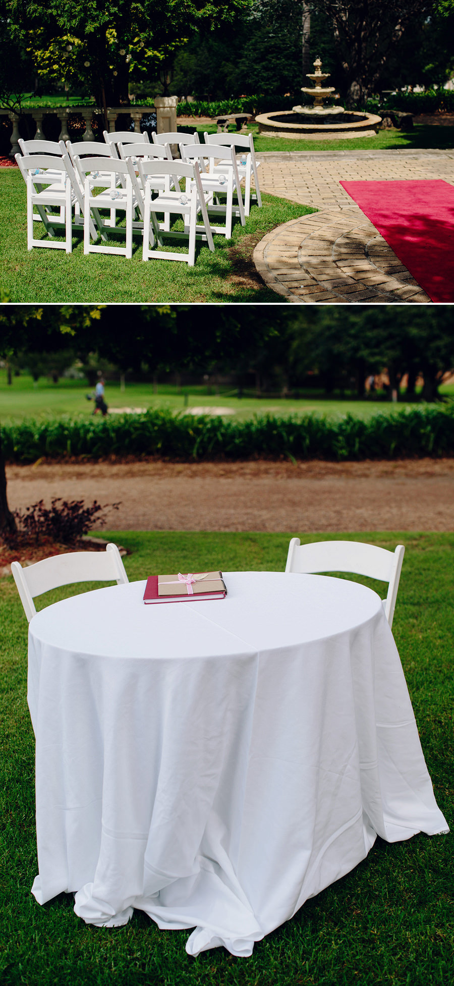 Oatlands House Wedding Photographer: Ceremony details