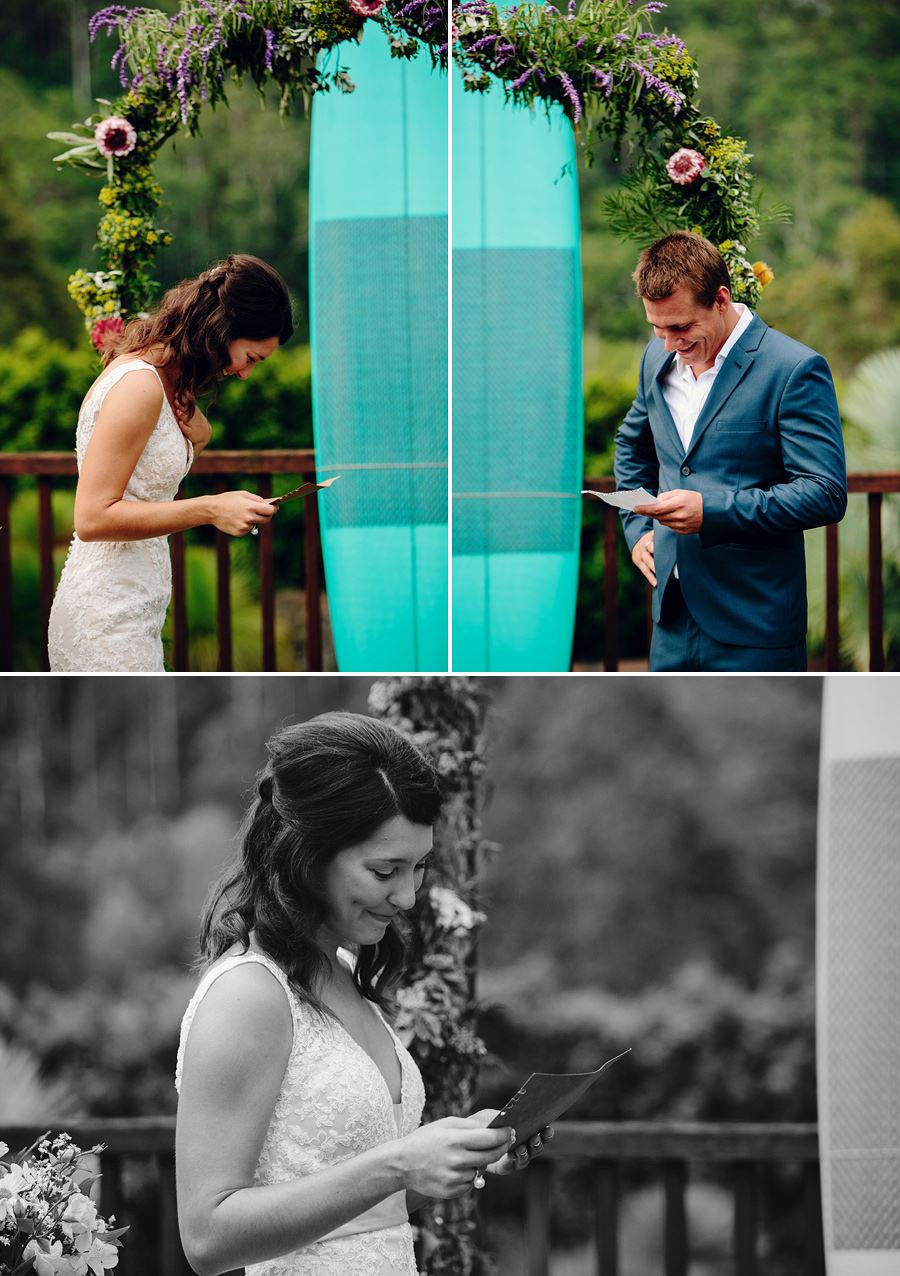 Urunga Wedding Photographer: Ceremony