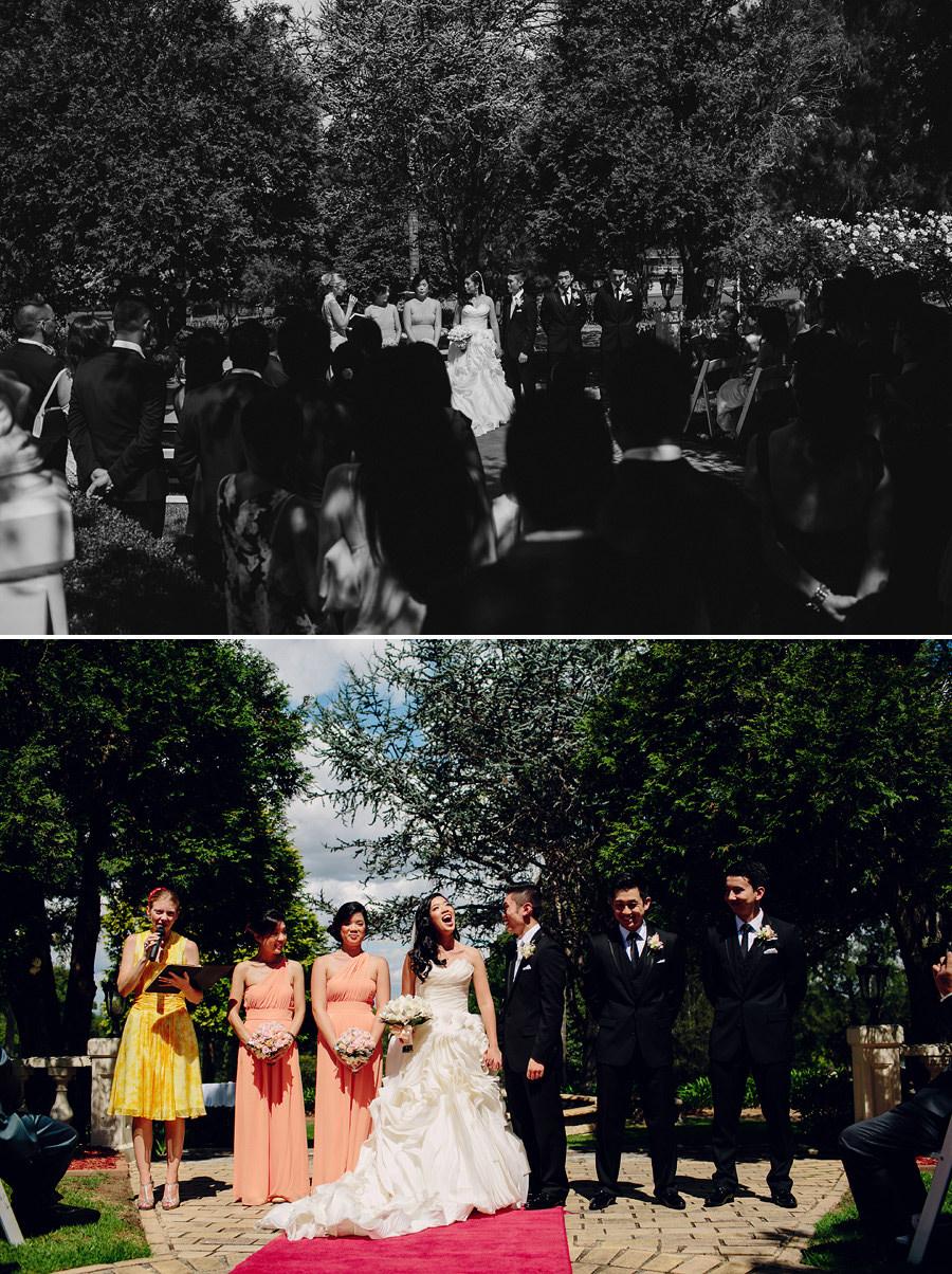 Oatlands Wedding Photographer: Ceremony