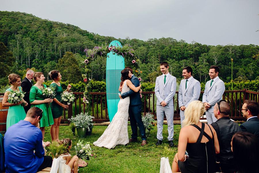 Coffs Harbour Wedding Photographer: Ceremony