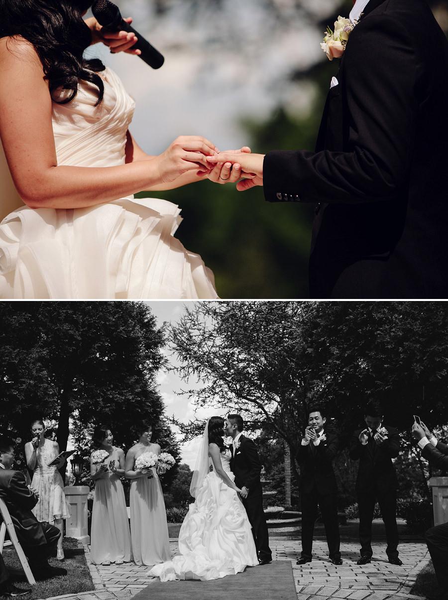 Oatlands Wedding Photography: Ceremony