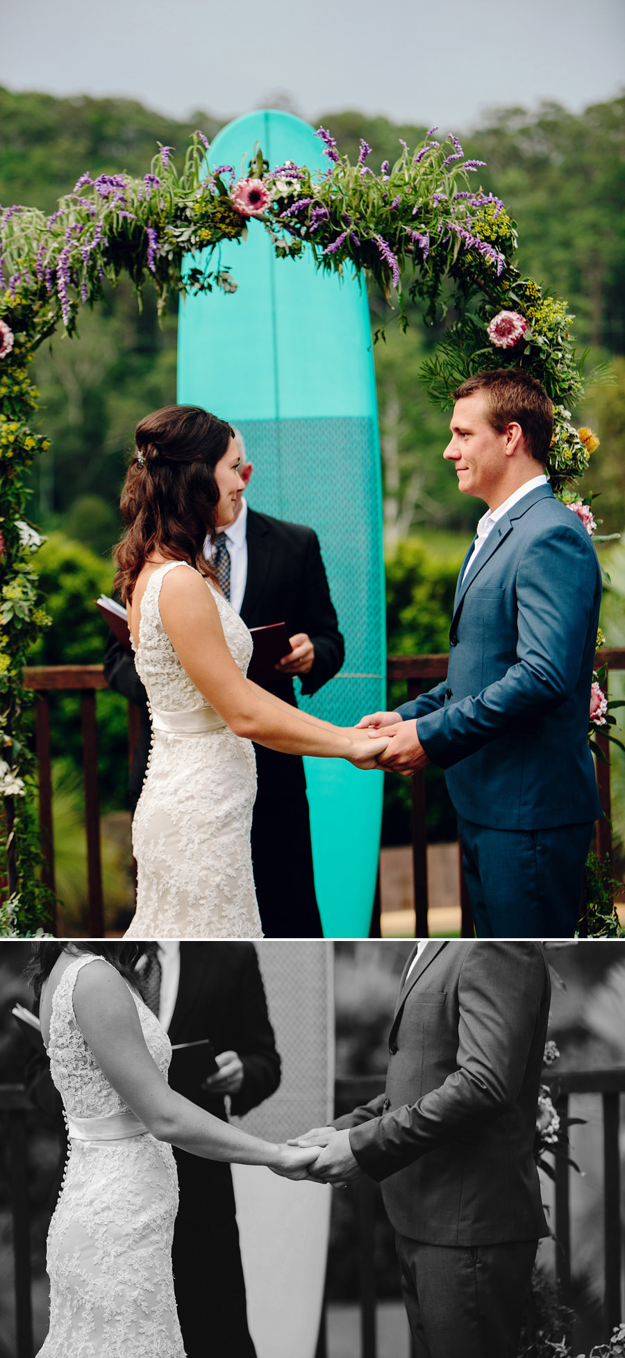 Urunga Wedding Photography: Ceremony