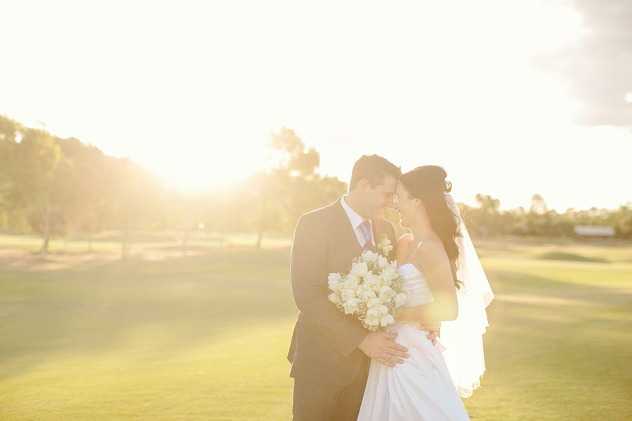 Alice Springs Wedding Photographers - Bride & Groom portraits