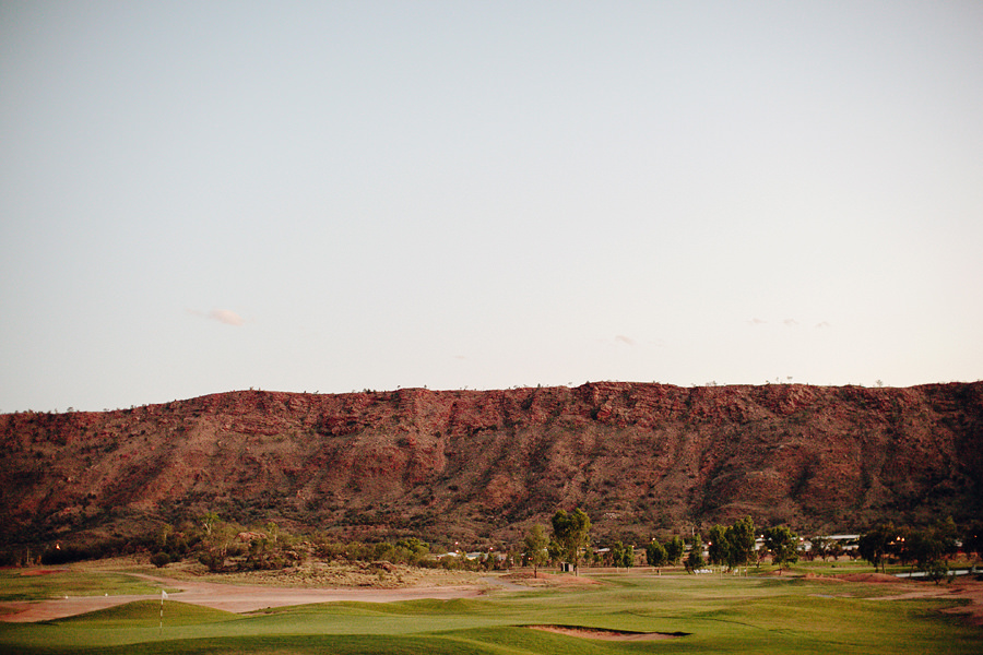 Alice Springs Wedding Photography - McDonnell Ranges