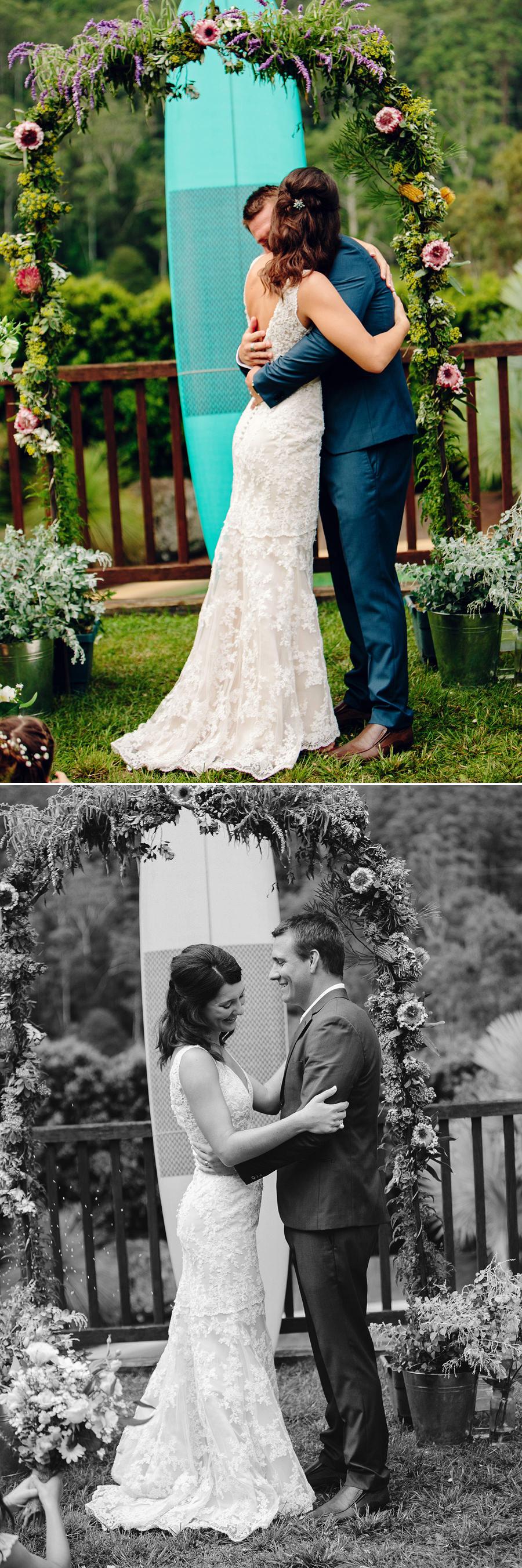 North Coast Wedding Photography: Ceremony
