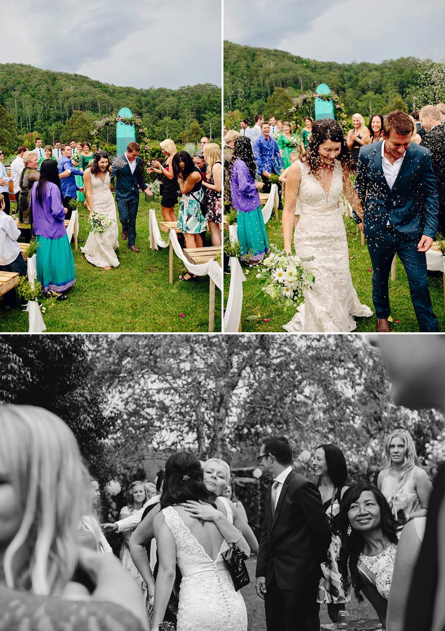 Coffs Harbour Wedding Photojournalist: Ceremony