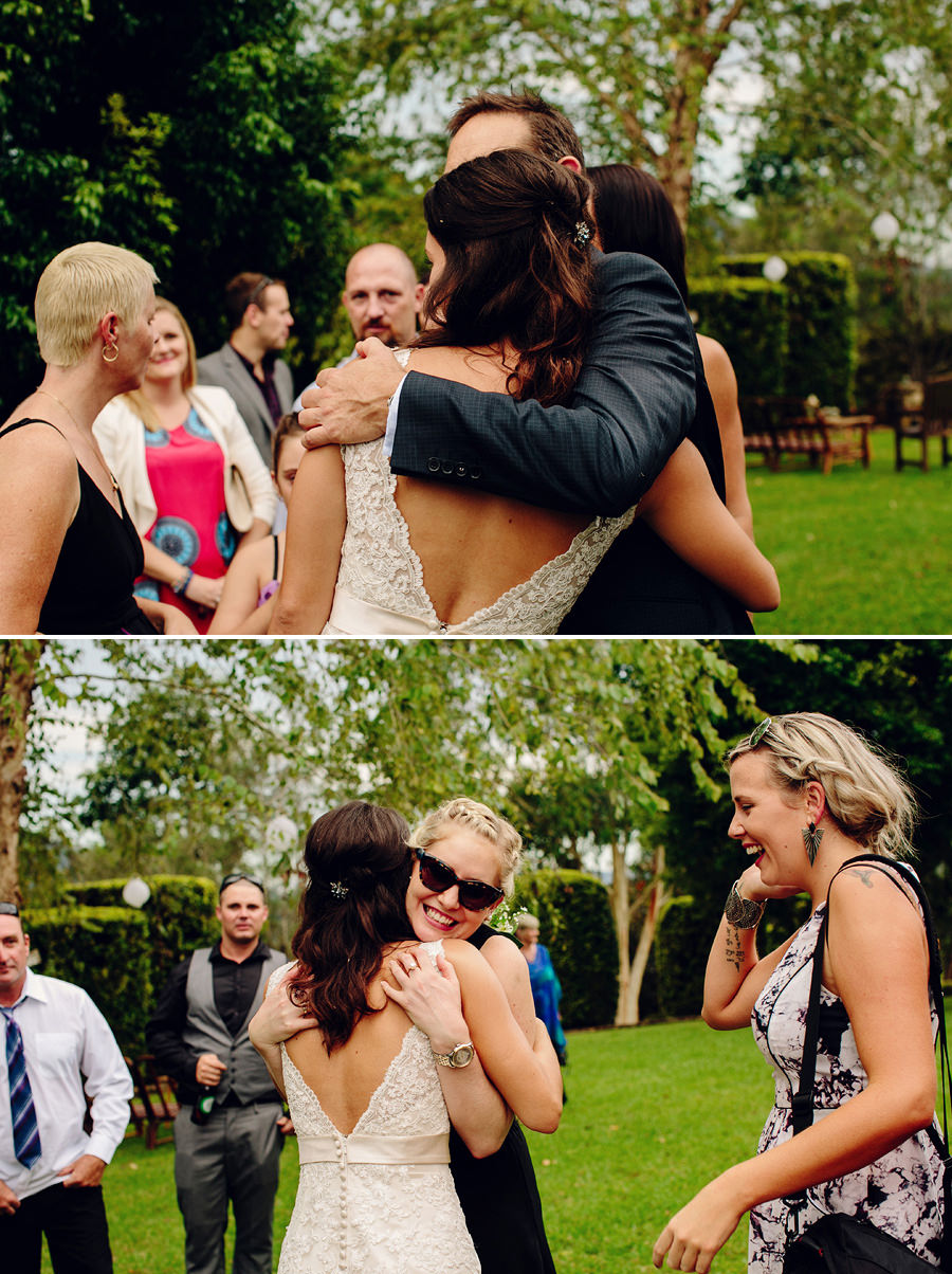Coffs Harbour Wedding Photojournalism: Ceremony