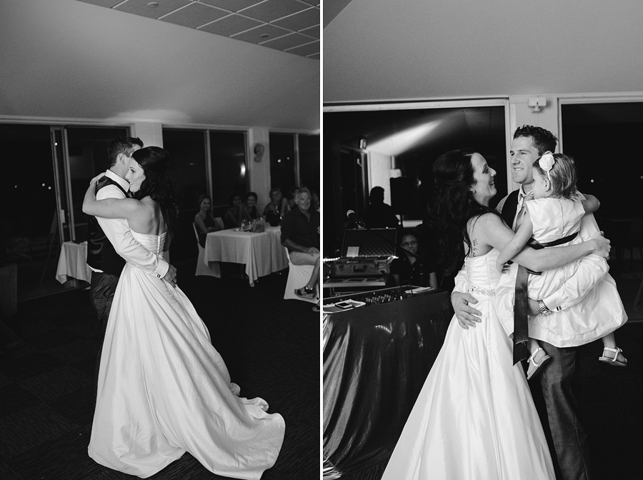 Alice Springs Wedding Photojournalists - Bridal waltz