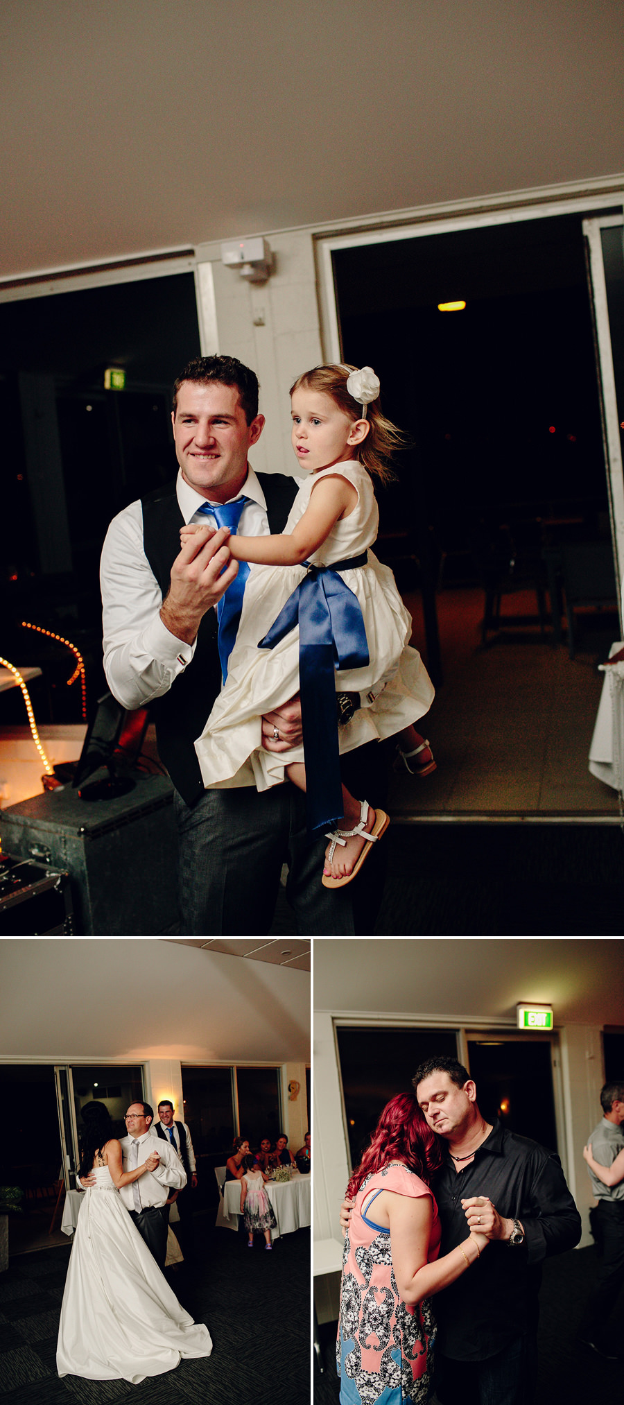 Alice Springs Wedding Photojournalism - Father & daughter dance