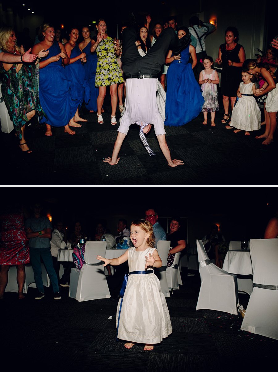 Alice Springs Fun Wedding Photography - Reception