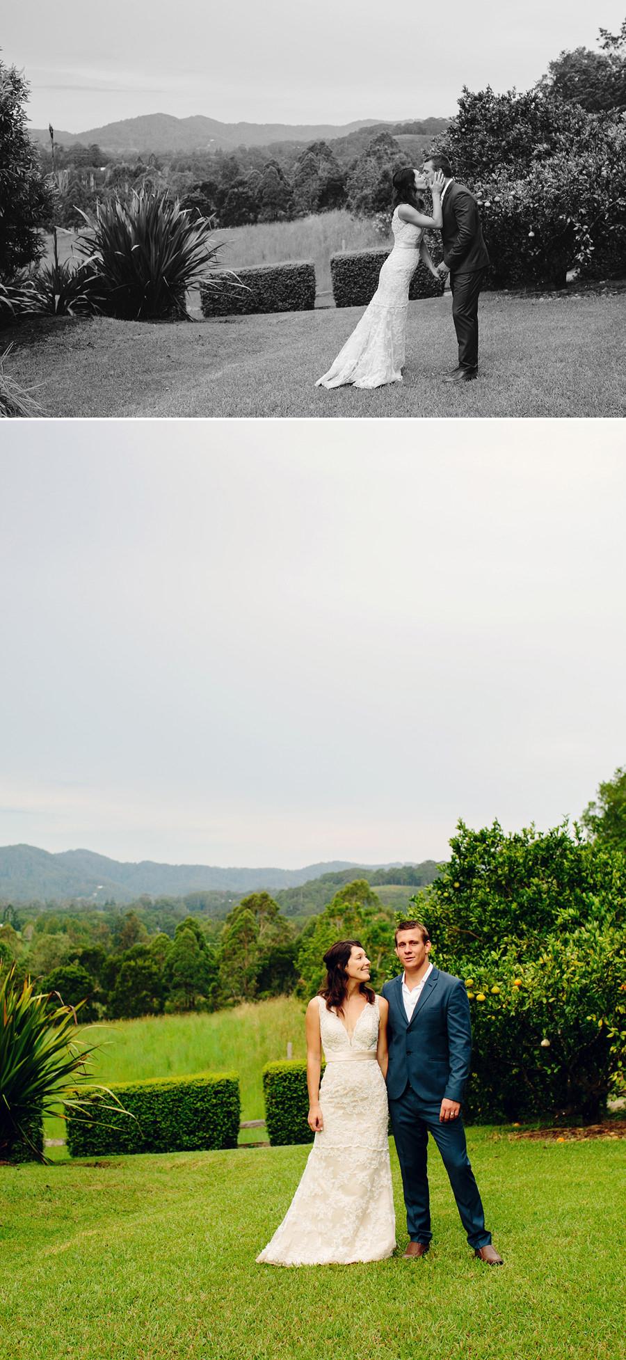 NSW Wedding Photography: Bride & Groom portraits