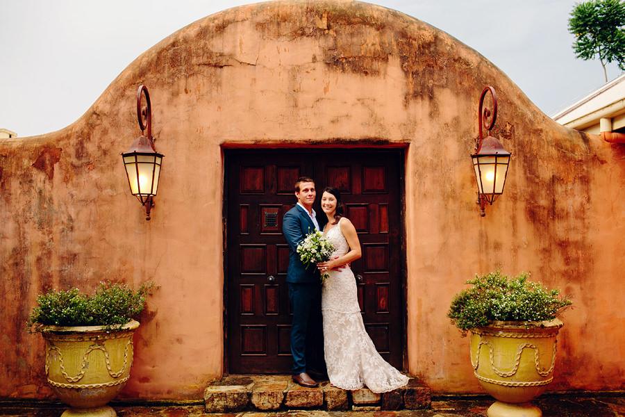 Upper Orara Wedding Photography: Bride & Groom portraits