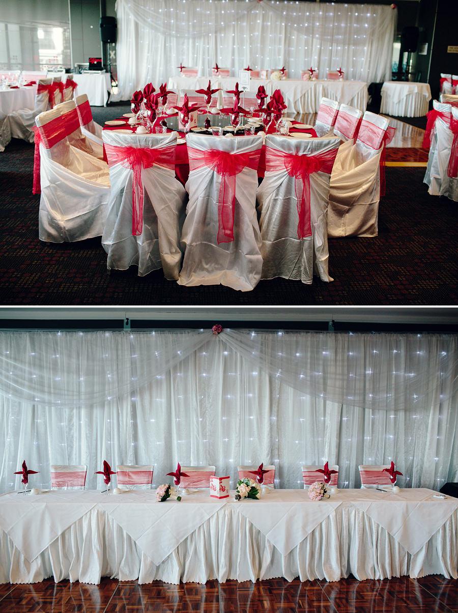 Parramatta Phoenix Wedding Photographer: Reception details