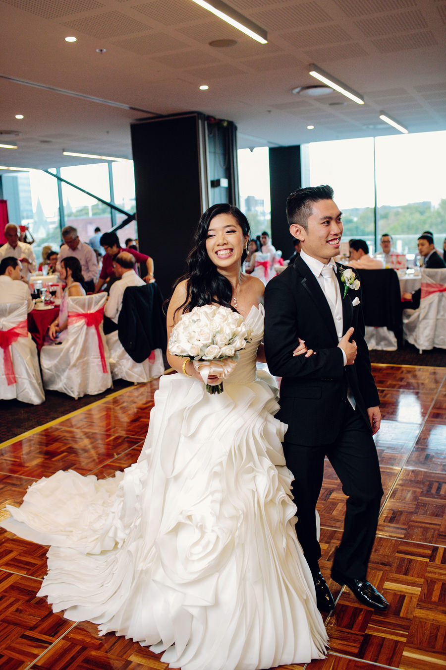 Parramatta Phoenix Wedding Photography: Reception