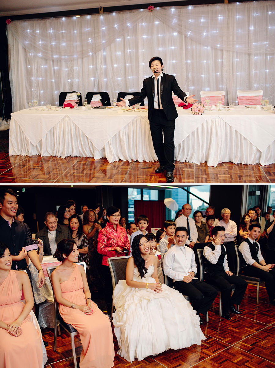 Phoenix Wedding Photographer: Magic show