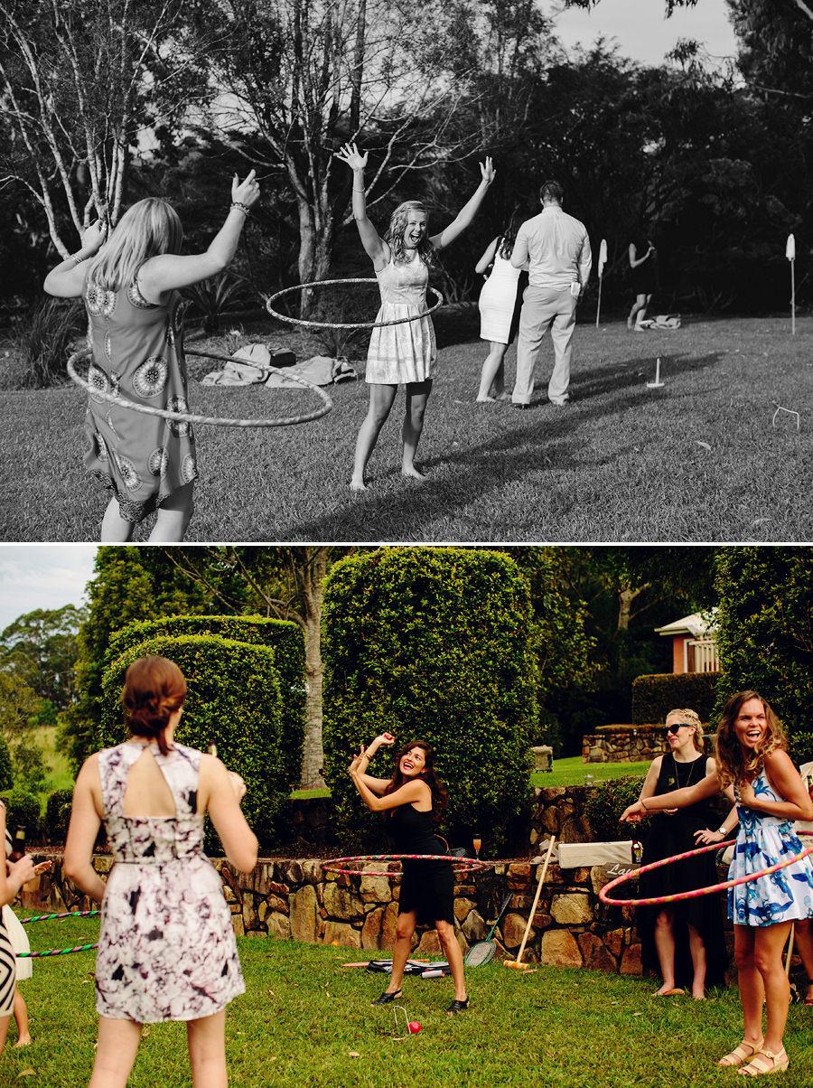 Fun Wedding Photographer: Lawn Games