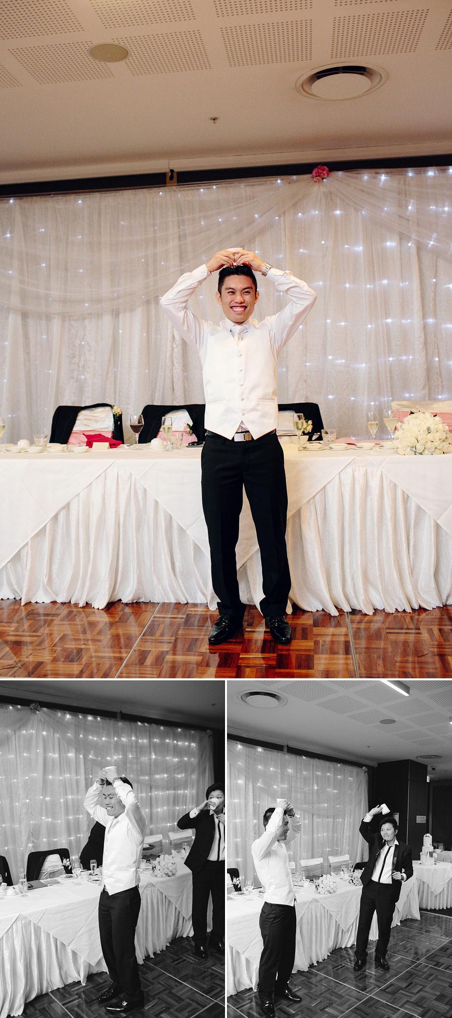 Phoenix Wedding Photographers: Magic show