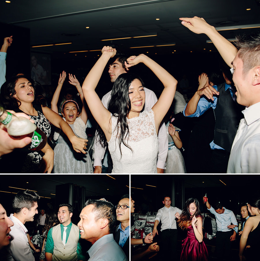 Modern Wedding Photographer: Dancefloor