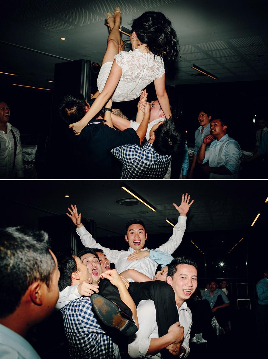 Modern Wedding Photography: Dancefloor