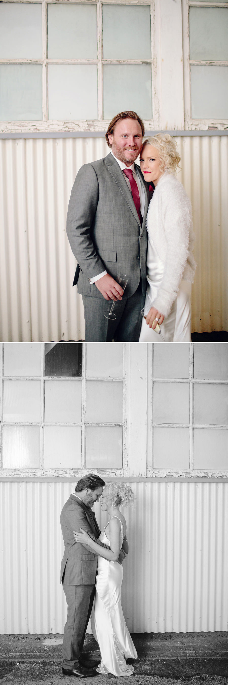 Cockatoo Island Sydney Wedding Photographers: Portraits