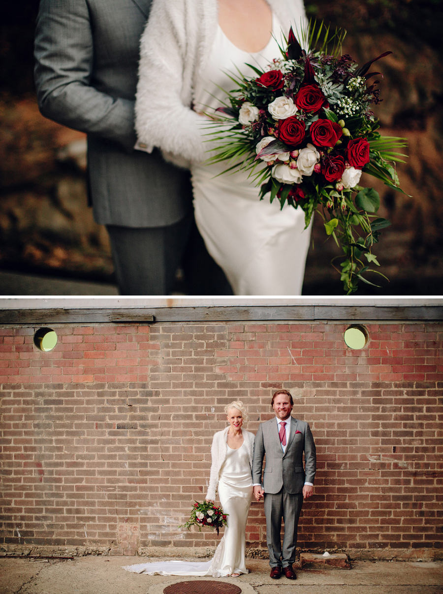 Cockatoo Island Wedding Photography: Portraits