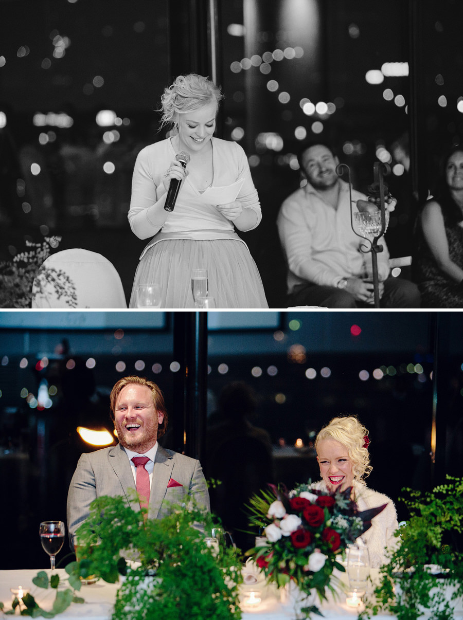 Darling Harbour Wedding Photography: Reception