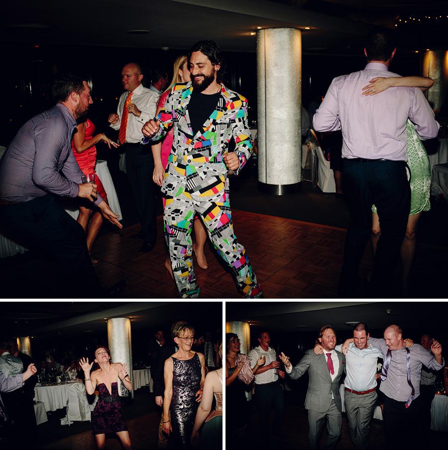 IMAX Sydney Wedding Photographer: Dancefloor