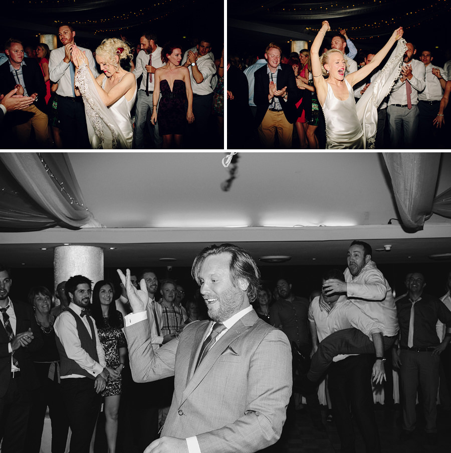 IMAX Sydney Wedding Photography: Dancefloor