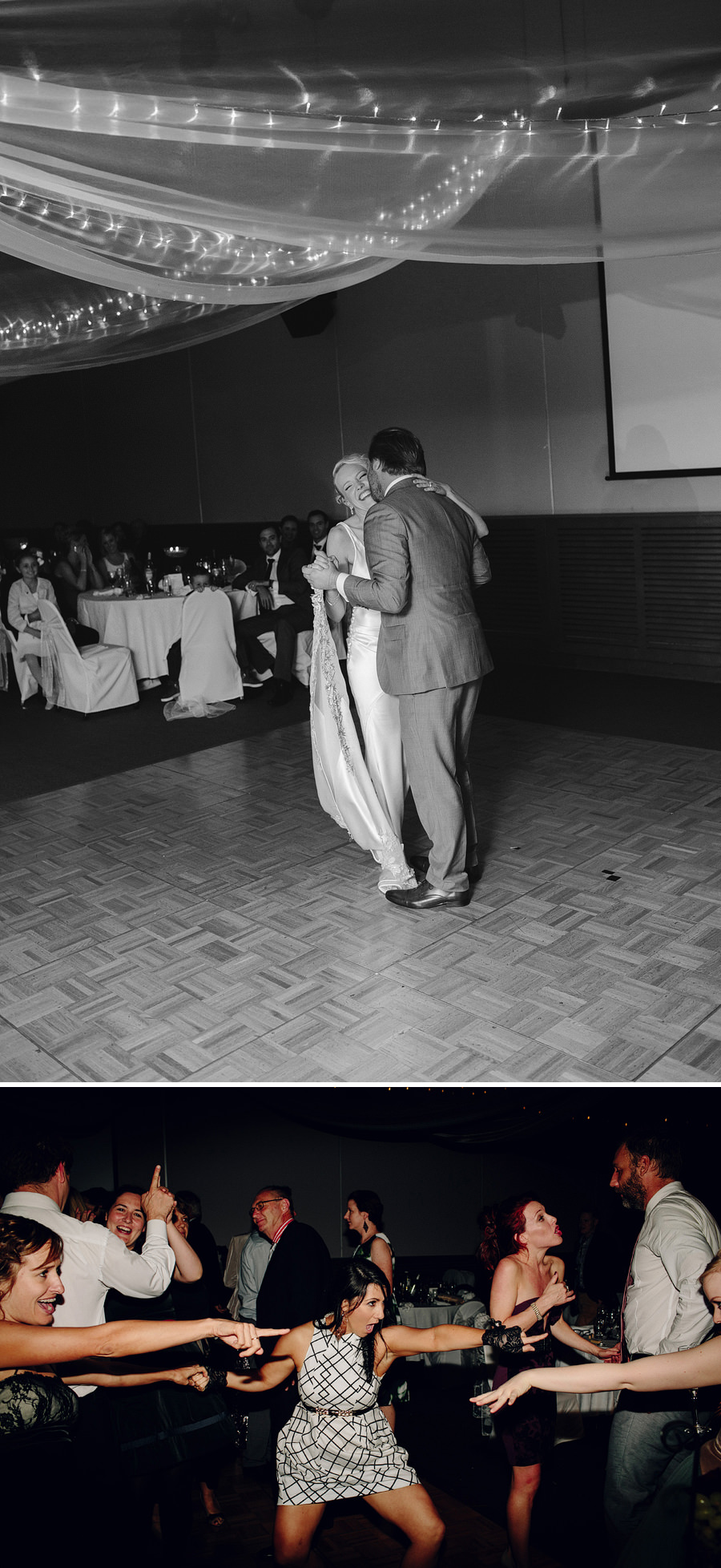 IMAX Wedding Photographer: Bridal waltz