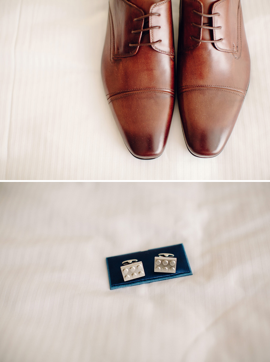 Modern Wedding Photography: Groom details