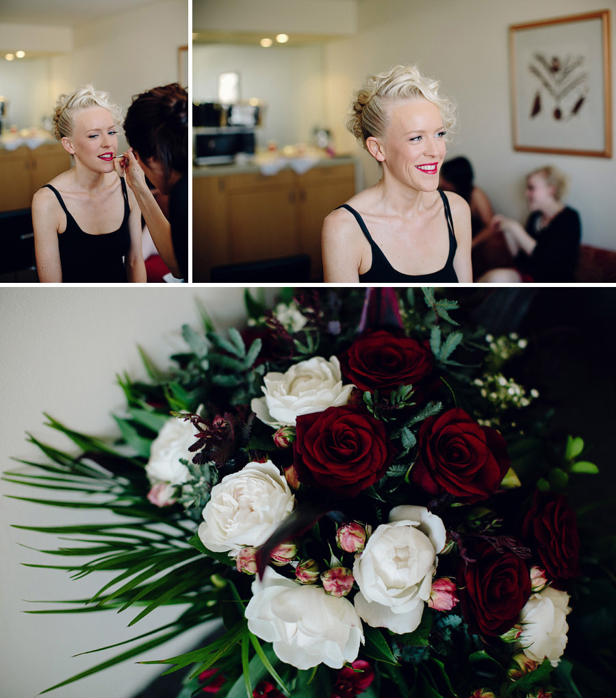Novotel Wedding Photography: Hair & Makeup