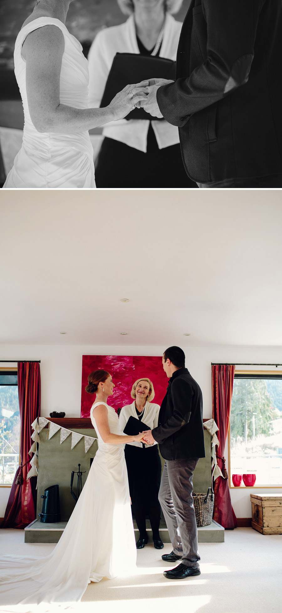 Otago Wedding Photographers: Ceremony